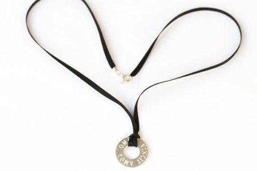 Halskette mit Gravur
