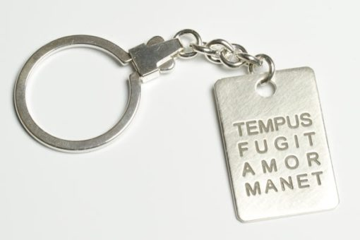 Schlüsselanhänger gefräst